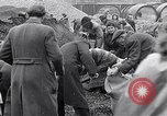 Image of German people gather fuel end World War 2 Munich Germany, 1945, second 21 stock footage video 65675040680