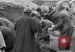 Image of German people gather fuel end World War 2 Munich Germany, 1945, second 24 stock footage video 65675040680
