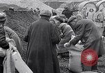 Image of German people gather fuel end World War 2 Munich Germany, 1945, second 25 stock footage video 65675040680