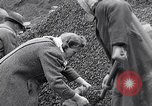 Image of German people gather fuel end World War 2 Munich Germany, 1945, second 28 stock footage video 65675040680
