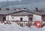 Image of Liberated prisoners from Moosburg Moosburg Germany, 1945, second 22 stock footage video 65675040695