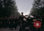 Image of European military prisoners liberated in Germany Germany, 1945, second 49 stock footage video 65675040697
