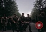 Image of European military prisoners liberated in Germany Germany, 1945, second 51 stock footage video 65675040697