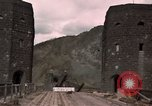 Image of American troops capture the Ludendorff Bridge over Rhine River Remagen Germany, 1945, second 25 stock footage video 65675040699