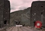 Image of American troops capture the Ludendorff Bridge over Rhine River Remagen Germany, 1945, second 27 stock footage video 65675040699