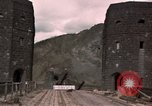 Image of American troops capture the Ludendorff Bridge over Rhine River Remagen Germany, 1945, second 28 stock footage video 65675040699