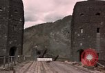 Image of American troops capture the Ludendorff Bridge over Rhine River Remagen Germany, 1945, second 29 stock footage video 65675040699