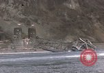 Image of American troops capture the Ludendorff Bridge over Rhine River Remagen Germany, 1945, second 55 stock footage video 65675040699