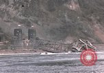 Image of American troops capture the Ludendorff Bridge over Rhine River Remagen Germany, 1945, second 59 stock footage video 65675040699