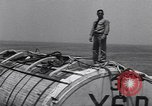 Image of USS Squalus recovery Atlantic ocean, 1939, second 61 stock footage video 65675040702