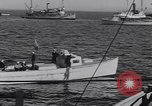 Image of Squalus recovery operations Atlantic ocean, 1939, second 51 stock footage video 65675040703
