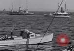 Image of Squalus recovery operations Atlantic ocean, 1939, second 52 stock footage video 65675040703