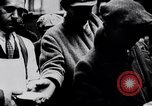 Image of Great depression soup kitchen United States USA, 1932, second 7 stock footage video 65675040711