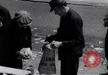 Image of Great depression soup kitchen United States USA, 1932, second 34 stock footage video 65675040711
