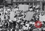 Image of Red Hordes New York United States USA, 1931, second 36 stock footage video 65675040714