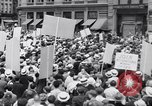Image of Red Hordes New York United States USA, 1931, second 38 stock footage video 65675040714