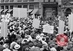 Image of Red Hordes New York United States USA, 1931, second 40 stock footage video 65675040714