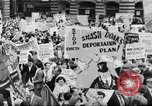 Image of Red Hordes New York United States USA, 1931, second 42 stock footage video 65675040714