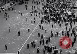 Image of Red Hordes New York United States USA, 1931, second 61 stock footage video 65675040714