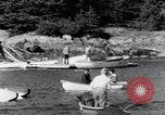 Image of Charles Lindbergh North Haven Maine USA, 1931, second 14 stock footage video 65675040722