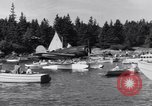 Image of Charles Lindbergh North Haven Maine USA, 1931, second 27 stock footage video 65675040722