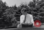 Image of Charles Lindbergh North Haven Maine USA, 1931, second 33 stock footage video 65675040722
