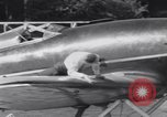 Image of Charles Lindbergh North Haven Maine USA, 1931, second 48 stock footage video 65675040722