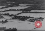 Image of Impact of flood Formosa Taiwan, 1959, second 10 stock footage video 65675040725