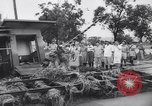 Image of Impact of flood Formosa Taiwan, 1959, second 17 stock footage video 65675040725