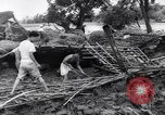 Image of Impact of flood Formosa Taiwan, 1959, second 25 stock footage video 65675040725