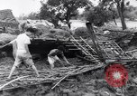Image of Impact of flood Formosa Taiwan, 1959, second 26 stock footage video 65675040725