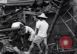 Image of Impact of flood Formosa Taiwan, 1959, second 29 stock footage video 65675040725