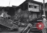Image of Impact of flood Formosa Taiwan, 1959, second 42 stock footage video 65675040725