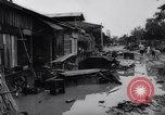 Image of Impact of flood Formosa Taiwan, 1959, second 46 stock footage video 65675040725