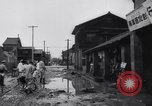 Image of Impact of flood Formosa Taiwan, 1959, second 50 stock footage video 65675040725