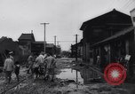 Image of Impact of flood Formosa Taiwan, 1959, second 51 stock footage video 65675040725