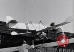 Image of Ten person aircraft cabin parachute Washington DC USA, 1931, second 14 stock footage video 65675040735