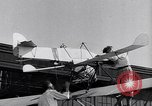 Image of Ten person aircraft cabin parachute Washington DC USA, 1931, second 15 stock footage video 65675040735