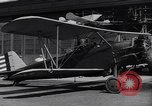 Image of Ten person aircraft cabin parachute Washington DC USA, 1931, second 17 stock footage video 65675040735