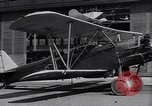 Image of Ten person aircraft cabin parachute Washington DC USA, 1931, second 18 stock footage video 65675040735