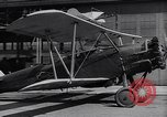 Image of Ten person aircraft cabin parachute Washington DC USA, 1931, second 19 stock footage video 65675040735
