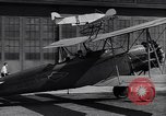 Image of Ten person aircraft cabin parachute Washington DC USA, 1931, second 23 stock footage video 65675040735