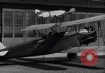 Image of Ten person aircraft cabin parachute Washington DC USA, 1931, second 24 stock footage video 65675040735