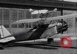 Image of Ten person aircraft cabin parachute Washington DC USA, 1931, second 25 stock footage video 65675040735