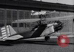 Image of Ten person aircraft cabin parachute Washington DC USA, 1931, second 26 stock footage video 65675040735