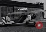 Image of Ten person aircraft cabin parachute Washington DC USA, 1931, second 27 stock footage video 65675040735