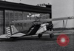 Image of Ten person aircraft cabin parachute Washington DC USA, 1931, second 28 stock footage video 65675040735