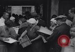 Image of swallows Vienna Austria, 1931, second 11 stock footage video 65675040738
