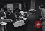 Image of swallows Vienna Austria, 1931, second 16 stock footage video 65675040738