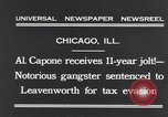 Image of Al Capone Chicago Illinois USA, 1931, second 3 stock footage video 65675040743